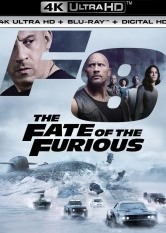 The Fate of the Furious (Fast & Furious 8) 4K