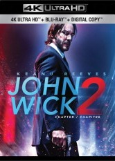John Wick: Chapter Two 4K