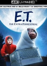 E.T. The Extra-Terrestrial 4K