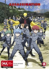 Assassination Classroom - Season 2: Part 2