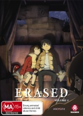 Erased - Volume 2