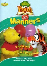 The Book Of Pooh - Fun With Manners