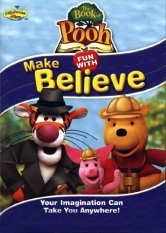 The Book Of Pooh - Fun With Make Believe