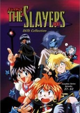 The Slayers - Series 2 (Next)