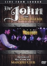 Dr John & The Chris Barber Band