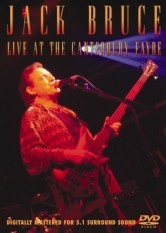 Jack Bruce - Live at Canterbury