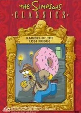 Simpsons - Raiders Of The Lost Fridge